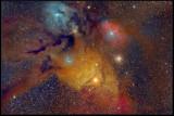 Antares Region
