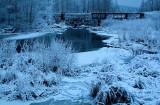The Lysaker river, Oslo