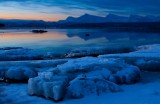 Norway, Lofoten in winter