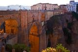The Tajo bridge, Ronda