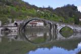 The Devil's Bridge (Ponte del Diavolo), Tuscany