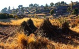 The landscape of Taquile
