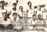King George VI Athletics Team 1962