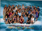 Our 30th Roosevelt High School Class Reunion