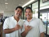 Yakudoshi Brothers!  Happy Birthday Bud & Guy!