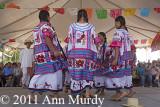 Dance from Mazatec, Oaxaca