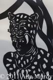 Detail of Papel Picado by Cataline Delgado Trunk