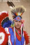Eric Tsoodle, Kiowa/Navajo/Taos Indian
