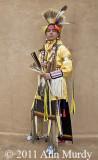 Malachi standing