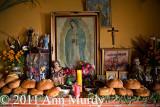 Los Días de Los Muertos en Teotitlán del Valle, Mexico 2011