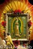 Celebrating Our Lady of Guadalupe in Tortugas, New Mexico 2011