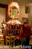 Praying to Our Lady of Guadalupe