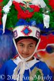 Little boy Moctezuma