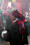 Cofradia man with chalice