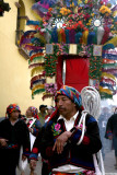 Cofradia man with rope