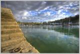 Riec sur Bélon - Le port