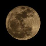 Perigee Full Moon 2011