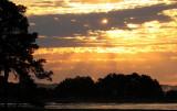 Chincoteague April Sunrise