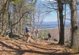 Vewe of Winnipesaukee from Trail