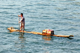 Trader on the Li river