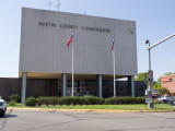 Austin County Courthouse - Bellville, Texas