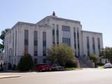 Houston County Courthouse - Crockett, Texas