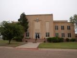 Yoakum County Courthouse - Plains, Texas