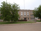 Terry County Courthouse - Brownfield, Texas