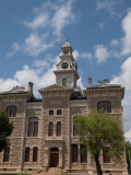 Shackelford County Courthouse - Albany, Texas