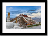 Potala Palace After Sunset