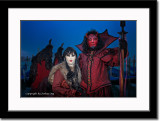 Sabine and Lucifer