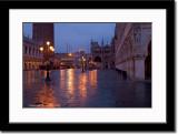 Piazzetta San Marco at Dusk