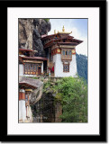 Closer View of Taktsang