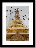 Close Up of Swayambhunath Temple
