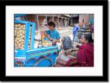 A Juvenile Snack Vendor