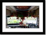 Our Bus in Lumbini
