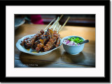 Beef Sate Kempleng