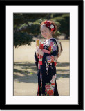 Bride at Hama-rikyu Garden