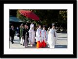 The Wedding Couple and Their Entourage