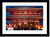 Gate at Sensouji Temple