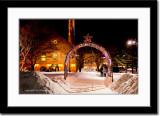 The Outside of Sapporo Bier Garten