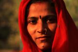 Patan woman red.jpg