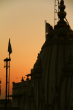 Ahmedabad Swaminarayan temple early morning.jpg