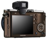 Brown Back with Electronic Viewfinder