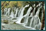 Bamboo Lake Waterfalls