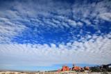 Fins under a Big Sky