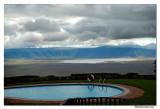 View of crater(Ngorongoro)