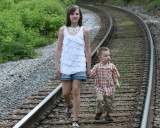 2011, Easter pictures at Old Decatur Water Works