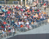 2011 April Gwinnett Braves Game with family