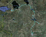 Route taken